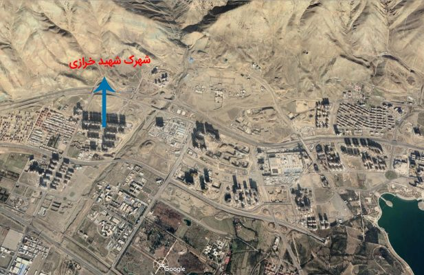پروژه شهید خرازی بنیاد تعاون سپاه