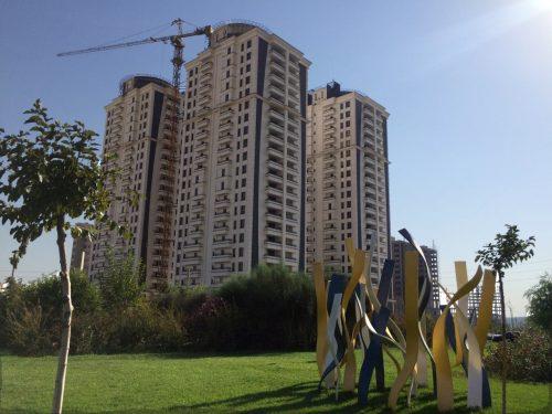برج های ایزدیار