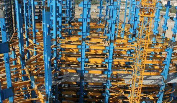 پروژه نیرو دریایی  ارتش برج مرجان