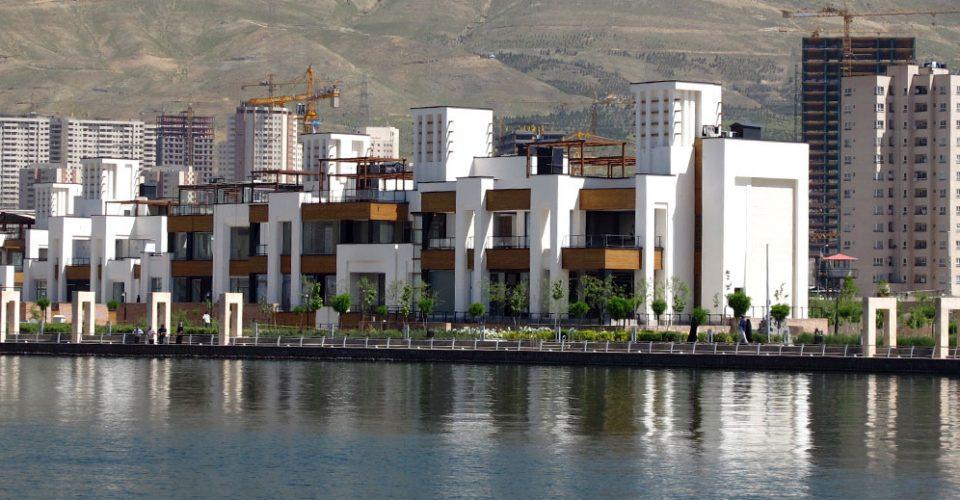 مرکز خرید باملند دریاچه چیتگر منطقه۲۲