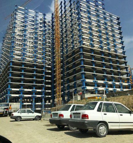 پیش فروش پروژه نیروی هوایی ارتش چیتگر