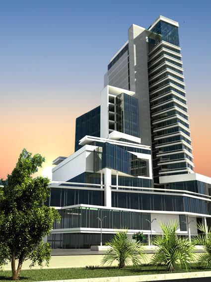 پروژه آرتمیس نمای برج t1