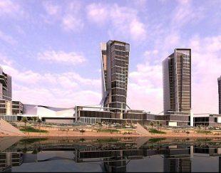 برج های تجاری و اداری آرتمیس دریاچه چیتگر منطقه۲۲