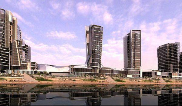 برج های تجاری و اداری آرتمیس دریاچه چیتگر منطقه22