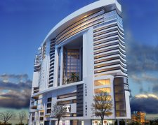 پروژه برج لکسون