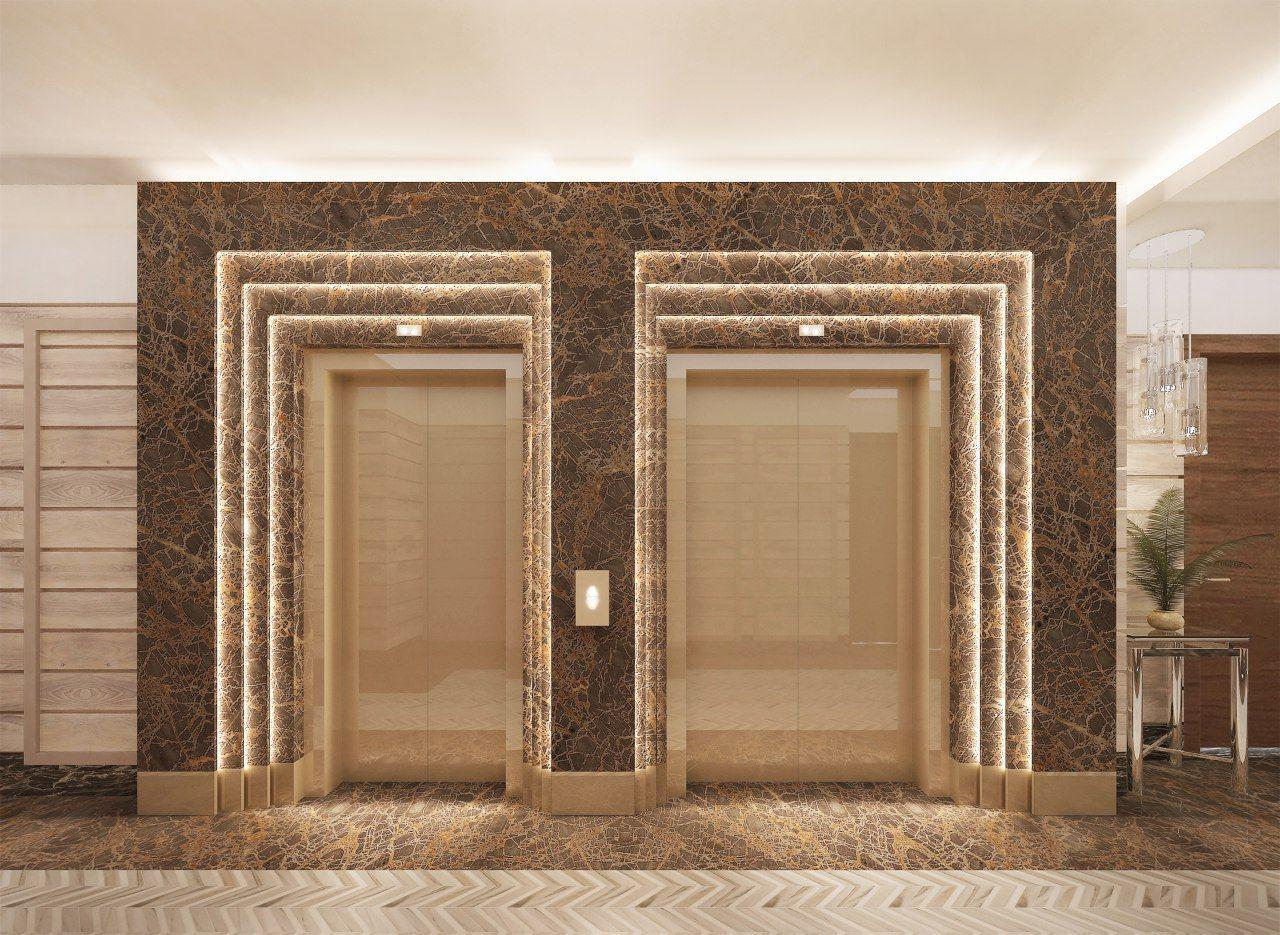 آسانسور های برج پارلمان