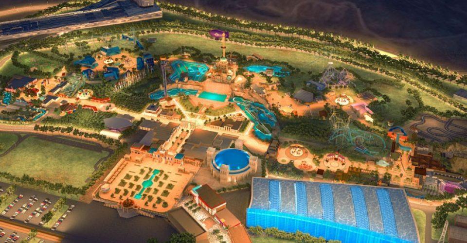 پروژه شهر بازی هزار و یک شهر