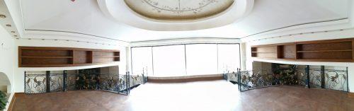 کافی شاپ موجود در لابی برج خاتم