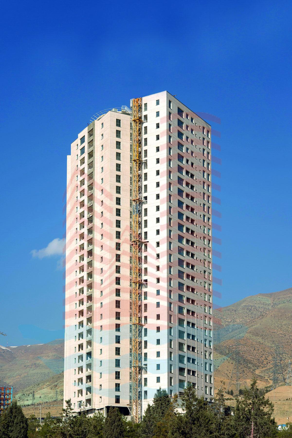 خرید آپارتمان در برج ایران سازه منطقه 22