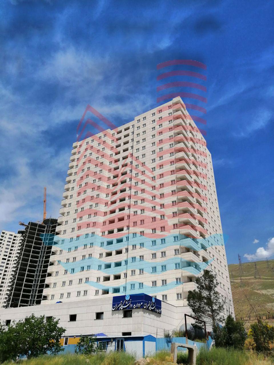خرید آپارتمان در برج مروارید دانشگاه تهران منطقه 22