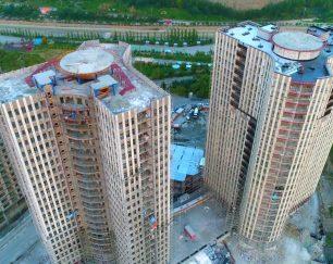 پروژه برج های سپهر پردیس المپیک