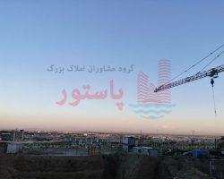 برج سران مرورایدشهر تعاونی کاشانه همت