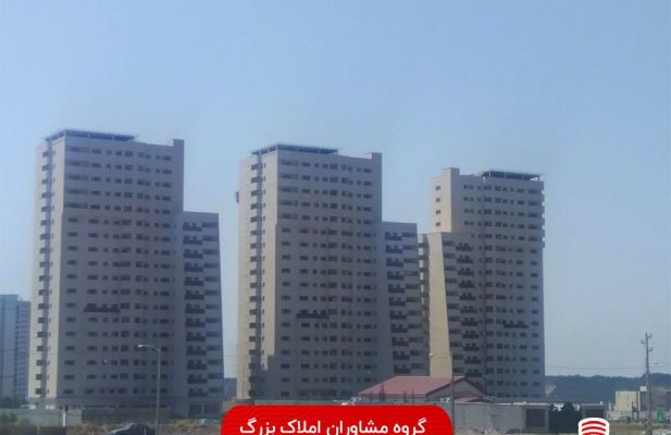 برجهای مهستان منطقه ۲۲